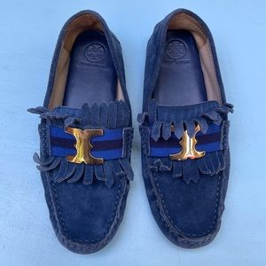 Tory Burch Shoes - Gemini Link Loafers